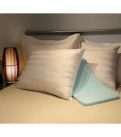 MemoryLoft® Curve 2-Pack Pillows
