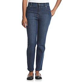 Gloria Vanderbilt® Petites' Amanda Classic-fit Jeans