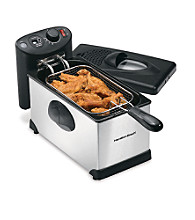 Hamilton Beach® 12-Cup Oil Capacity Deep Fryer