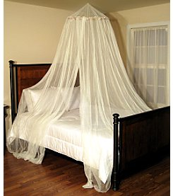 Epoch Hometex Oasis Round Bed Canopy