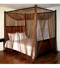 Epoch Hometex Palace Four-Poster Bed Canopy