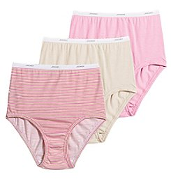 Jockey® Classics 3-Pack Cosmetic Assorted Briefs