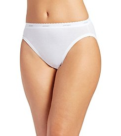 Jockey® 3-pk. Classics White French Cut Briefs