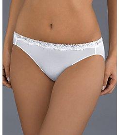 Jockey® No Panty Line Promise® Tactel® Lace Bikini