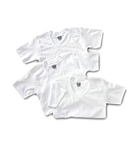 Jockey Boys' White 3-pk. T-Shirts