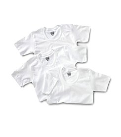 Jockey® Boys' White 3-pk. T-Shirts