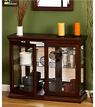 Holly & Martin™ Arabella Double Door Curio Cabinet