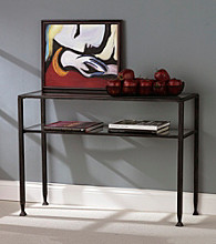 Holly & Martin™ Guthrie Metal Sofa Table