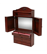 Holly & Martin™ Evangeline Wall Mount Jewelry Armoire