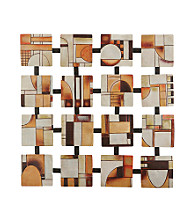 Holly & Martin™ Lila Squares Wall Art