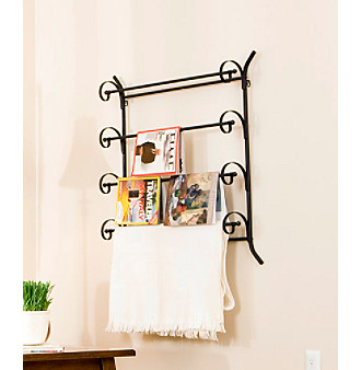Holly & Martin™ Southpointe Metal Magazine Rack