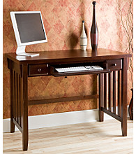 Holly & Martin™ Tristan Espresso Computer Desk with Pullout Drawers