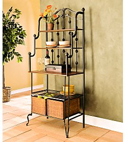 Holly & Martin™ Carlsbad Bakers Rack