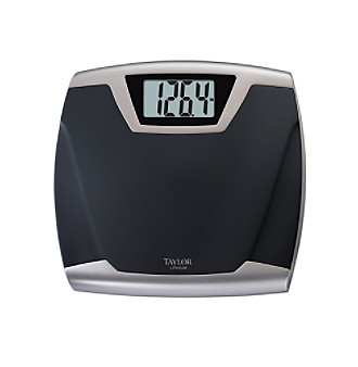 Taylor® Lithium Electronic Digital Bath Scale