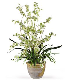 Nearly Natural® Dancing Lady Silk Flower Arrangement