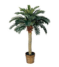 Nearly Natural® 4' Sago Palm Silk Tree