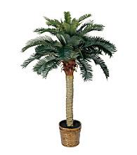 Nearly Natural® 4' Sago Palm Silk Tree