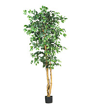 Nearly Natural® 6' Ficus Silk Tree