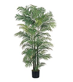 Nearly Natural® Areca Silk Tree