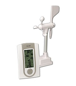 Taylor® 2752 Digital Wireless Weather Station with Anemometer