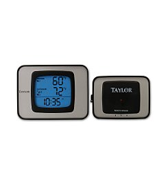 Taylor® 1525 Wireless Indoor/Outdoor Thermometer