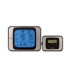 Taylor® 1528 Wireless Indoor/Outdoor Weather Station