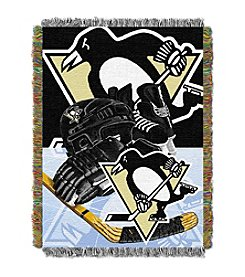 Pittsburgh Penguins Home Ice Advantage Throw