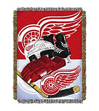 Detroit Red Wings Home Ice Advantage Throw