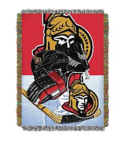 NHL® Ottawa Senators Home Ice Advantage Throw