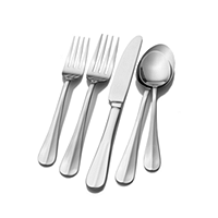 Pfaltzgraff Simplicity 53 pc. Flatware Set