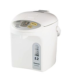 Panasonic® 2.3-Quart Electric Thermal Pot - White