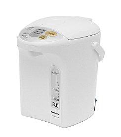 Panasonic® 3.2-Quart Electric Thermal Pot - White