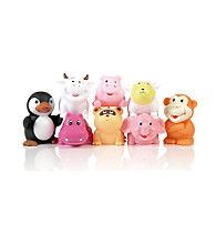 Elegant Baby® Baby Animal Bath Squirties - Multi