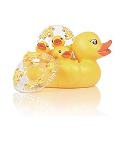 Elegant Baby® Baby Yellow Ducky Bath Set