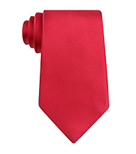 John Bartlett Statements Men's Solid Satin Tie