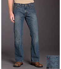 Levi's® Men's Red Tab™ 527™ Straight Leg Boot Cut Jeans - Indie Blue