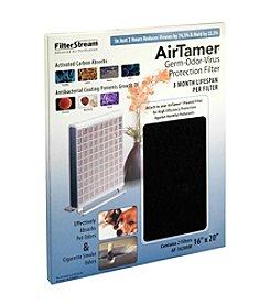 AirTamer® High Efficiency Germ-Odor-Virus Protection Air Filter - 2 pack