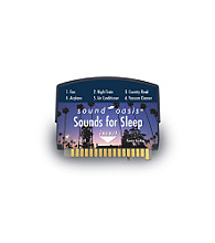 Sound Oasis® Sounds for Sleep Sound Card