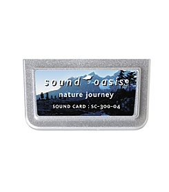 Sound Oasis® Nature Journey Sound Card