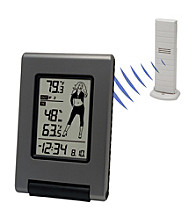 La Crosse Technology® WS-9740U-IT Wireless Weather Girl Temperature Station
