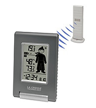La Crosse Technology® WS-9640U-IT Wireless Weather Boy Temperature Station