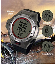La Crosse Technology® XG-55 Adventure Watch with Digital Altimeter & Compass