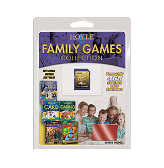 PC Treasures Hoyle® Family Games Collection