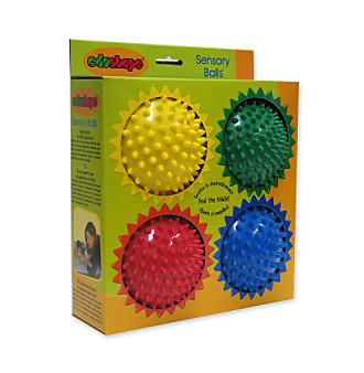 Edushape® Sensory Ball - Set of 4