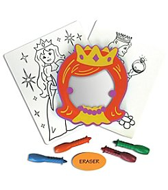 Edushape® Mirror Tub Art: Princess Set