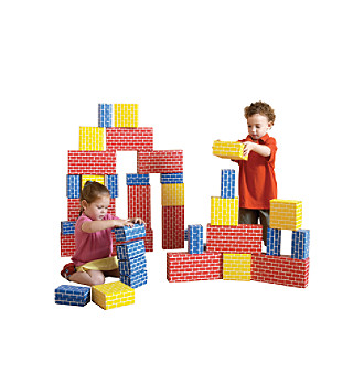 Edushape® Corrugated Blocks