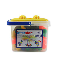 Edushape® Interstar Links - 50 piece Bucket
