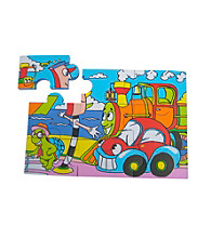 Edushape® Puzzle Set - Traffic & Sea