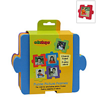 Edushape® Puzzle Picture Frames - Set of 6