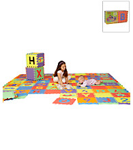Edushape® Edu Tiles Upper Case Letters - 26 pieces